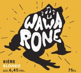 Wawarone blonde 75 cl