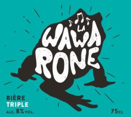 Wawarone triple 75 cl