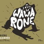 la wawarone ambrée bière artisanale du nord