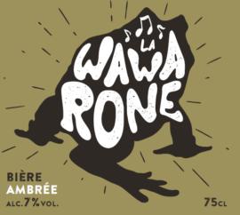 Wawarone ambrée 75 cl